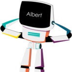Albert Software Logo