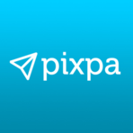 Pixpa screenshot