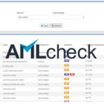 AMLcheck Software Logo
