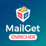 MailGet Enricher screenshot