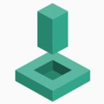 SquarePeg Software Logo