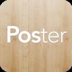 Poster POS screenshot