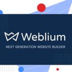Weblium screenshot