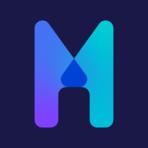 Meet Hugo Software Logo