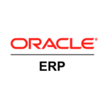 Oracle ERP screenshot