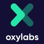 Oxylabs screenshot