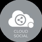 CloudSocial Software Logo