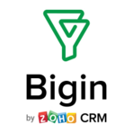 Bigin by Zoho CRM screenshot