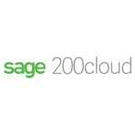 Sage 200cloud screenshot