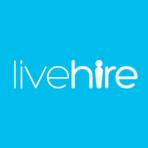 LiveHire screenshot