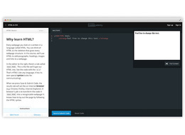 Codecademy screenshot
