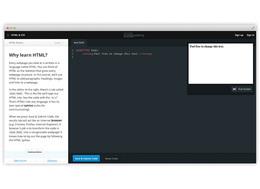 Codecademy screenshot