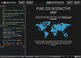 CodePen screenshot