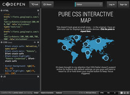 CodePen screenshot