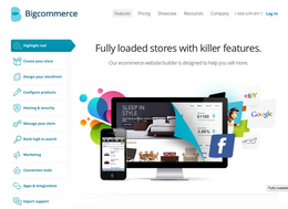 Bigcommerce screenshot