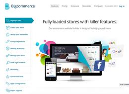 Bigcommerce screenshot
