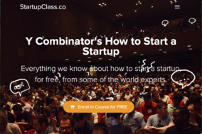 StartupClass screenshot