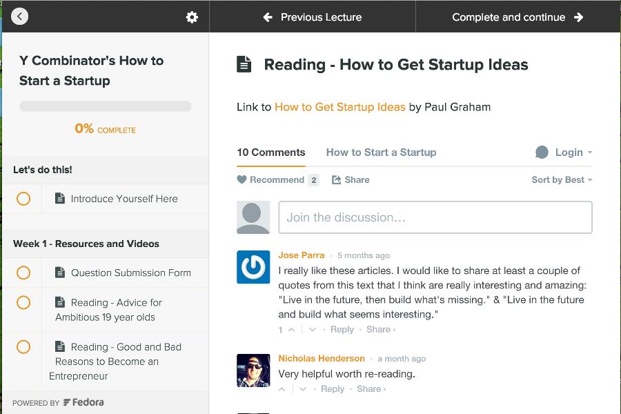 StartupClass