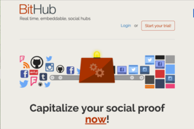 BitHub screenshot