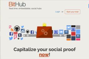 BitHub screenshot