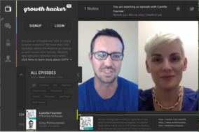 Growth Hacker TV screenshot