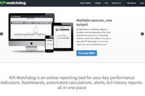 KPI Watchdog screenshot