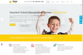 School Time screenshot