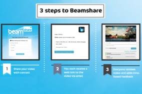 Beamshare screenshot