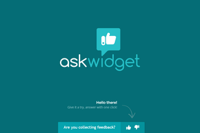 ASKwidget screenshot