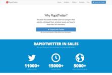 RapidTwitter
