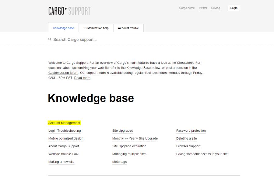 Cargo Collective