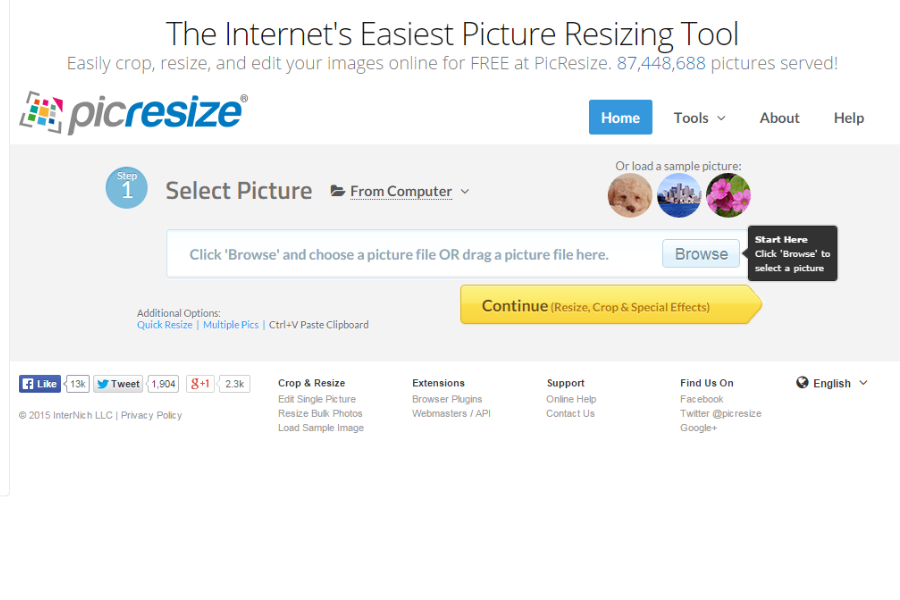 PicResize Reviews, Pricing and Alternatives