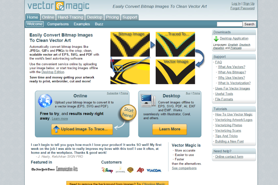 Vector Magic Reviews, Pricing and Alternatives
