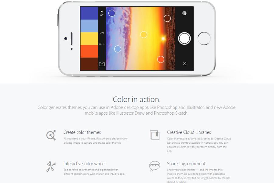 Adobe Color Cc Reviews Pricing And Alternatives Crozdesk