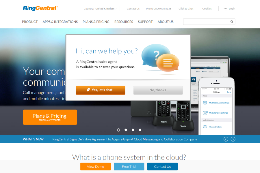 RingCentral Reviews, Pricing and Alternatives