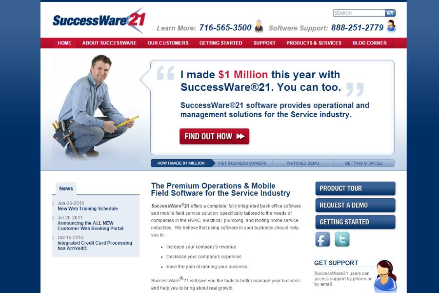 SuccessWare 21