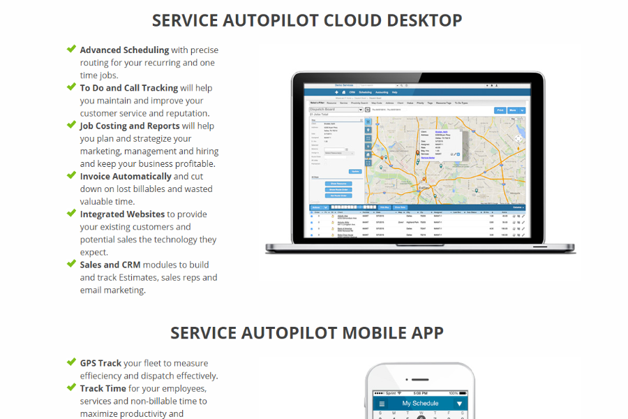 Service Autopilot Reviews, Pricing and Alternatives