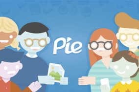 Pie screenshot
