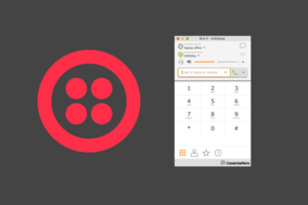 Twilio screenshot