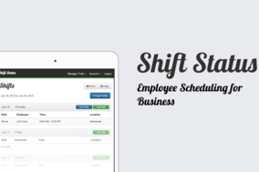 Shift Status screenshot