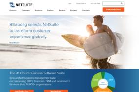NetSuite screenshot