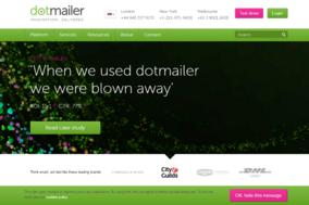 dotmailer screenshot