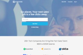 Gogohire screenshot