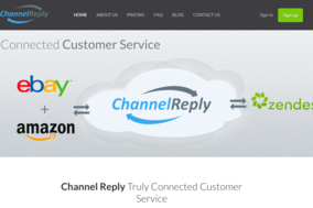 ChannelReply screenshot