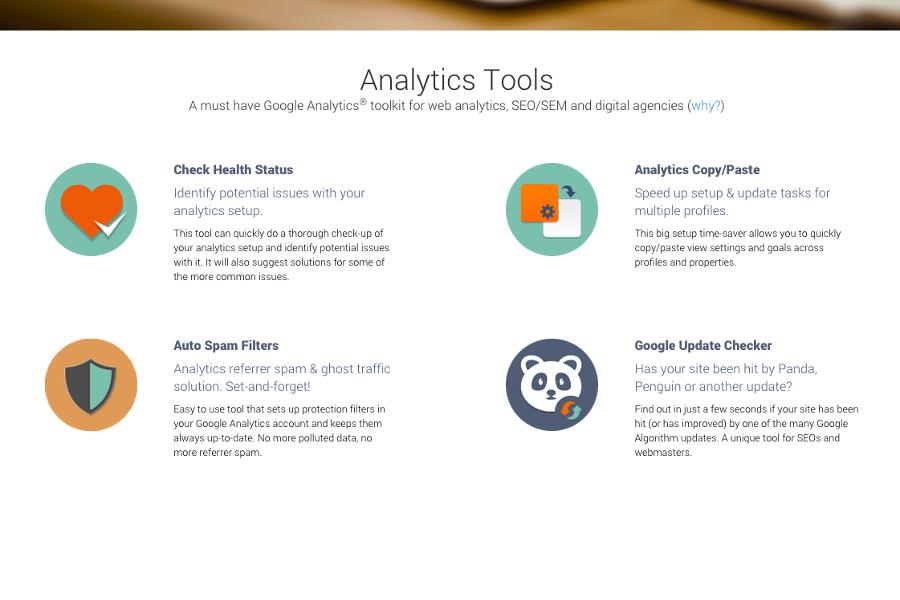 Analytics Toolkit