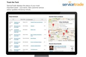 ServiceTrade screenshot