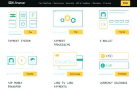 SDK.finance screenshot