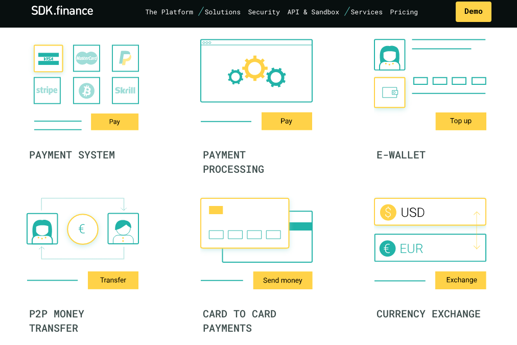 SDK.finance | Software Reviews & Alternatives