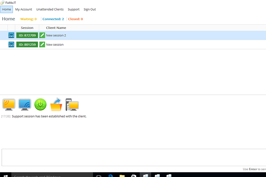 FixMe.IT screenshot
