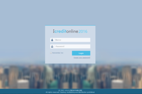 CreditOnline screenshot
